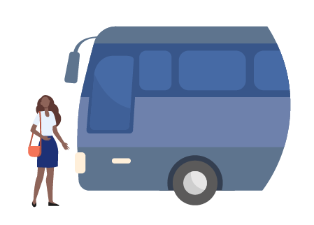 Corporate Shuttles graphic